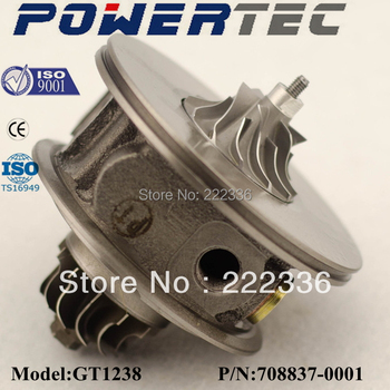 Turbo core GT1238 708837-0001 1600960499 CHRA 708837 MERCEDES-BENZ Smart --M160 0.6 L 671