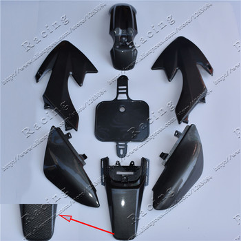 PLASTIC KIT FENDER For HONDA CRF50 XR50 70 CRF 50 XR 50 SDG SSR Pro 50cc 110c 125cc Dirt Pit Bike Fit For Kayo KR110 79715